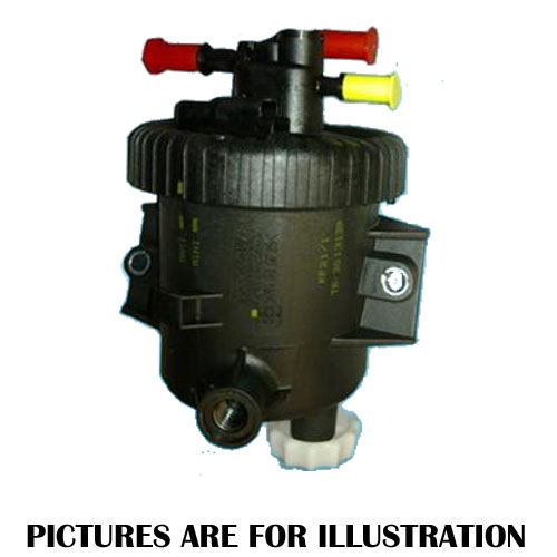 Fuel Filter Housing For Peugeot 206 307 406 607 806 807