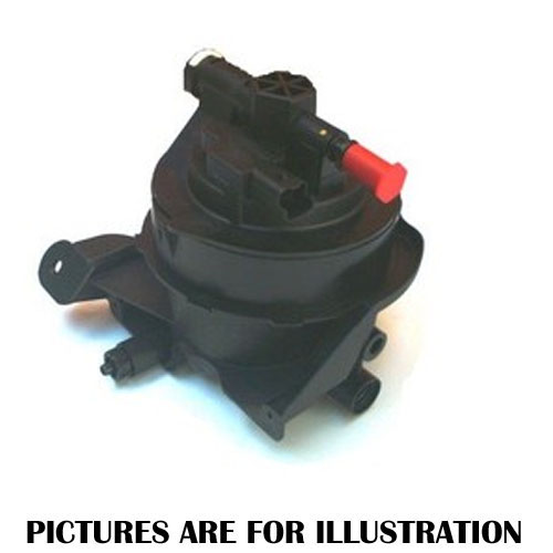 home > air & fuel supply > fuel filter housing